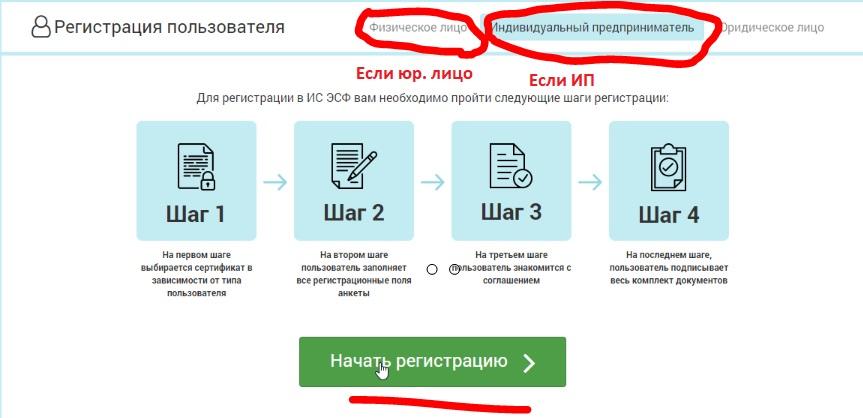 Регистрация ТОО или ИП